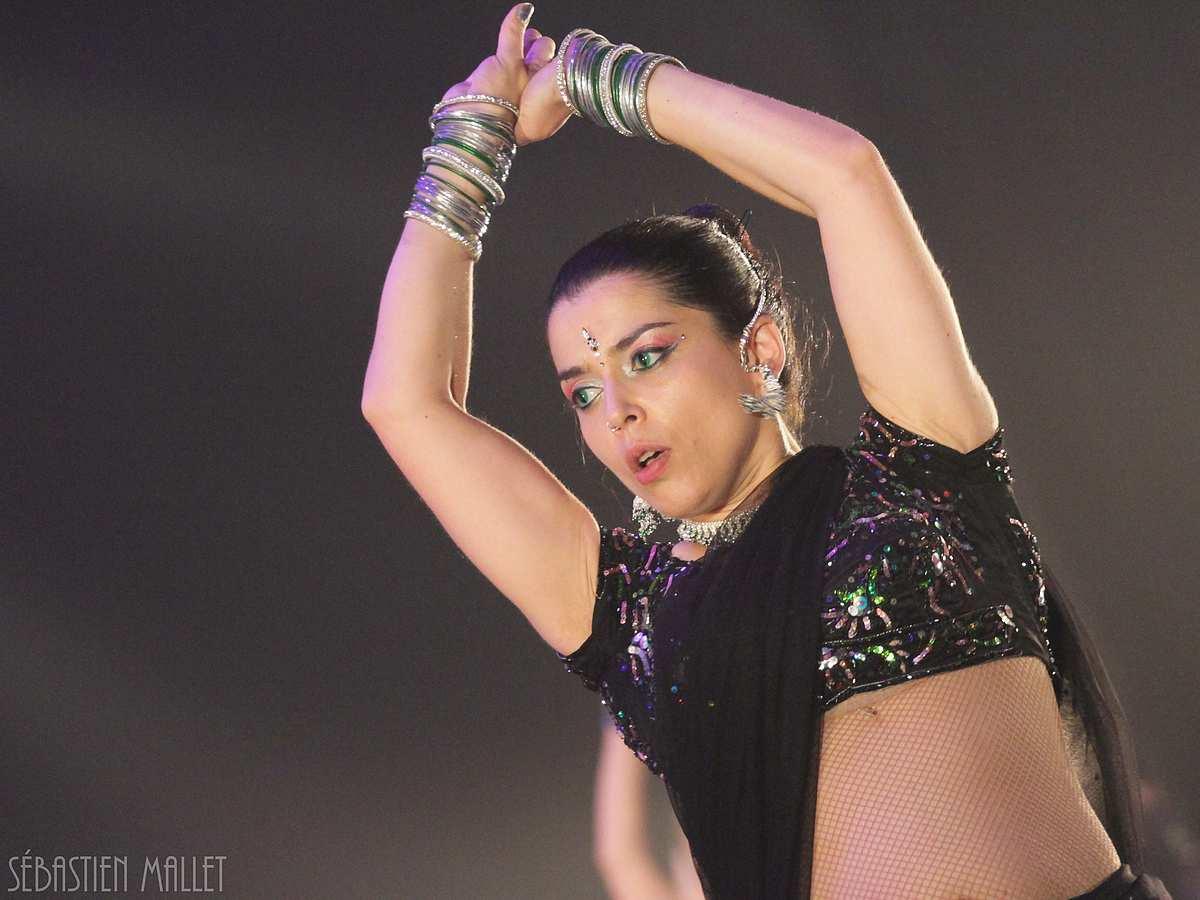 Sarah Bardeau Danse Bollywood